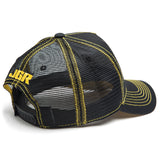 JGRMX Classic Curved Snapback Hat