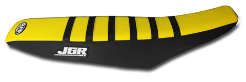 JGRMX Ribbed Supercross seat cover