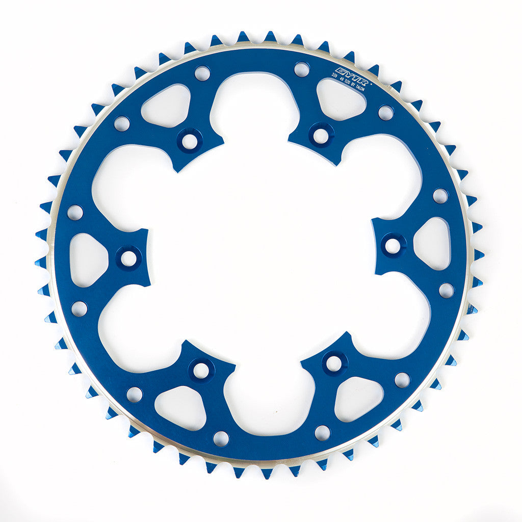 GYTR 520 Yamaha Rear Sprocket (Blue)