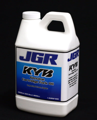 JGRMX KYB Genuine Cartridge Fork Oil