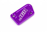 JGRMX Front Brake Reservoir Cover in Purple