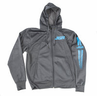JGRMX Gray Speed Hoody