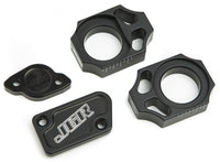 JGRMX hard parts black hard parts kit