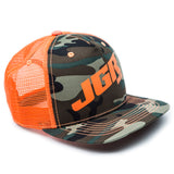 Hunter Flatbill Hat