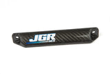 JGRMX Carbon Fiber Left Side Subframe Guard