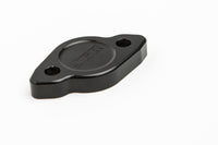 JGRMX Yamaha rear brake master cylinder cap in black
