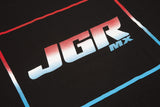 JGRMX Retro T-Shirt Chest Design