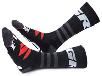 JGRMX FeatherLite 2.0 Fuel Crew Socks