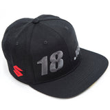 JGRMX Weston Peick Team Hat