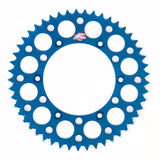Renthal Ultralight 520 blue Yamaha rear sprocket