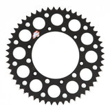 Renthal Ultralight black anodized rear sprocket