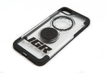 Rokform Crystal iPhone case with JGR logo detail