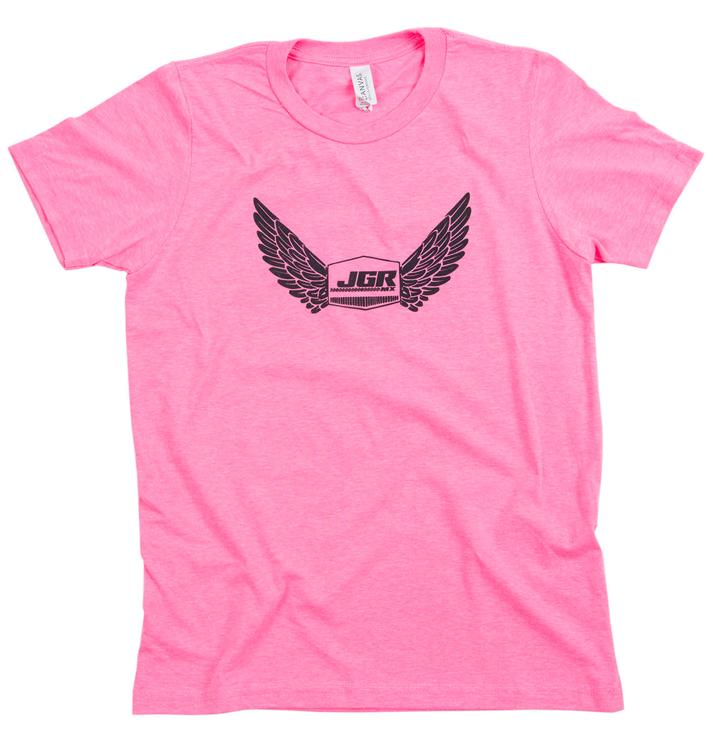 JGRMX Wings Youth Girl's Tee