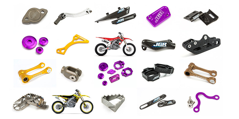 JGRMX motorcycle parts