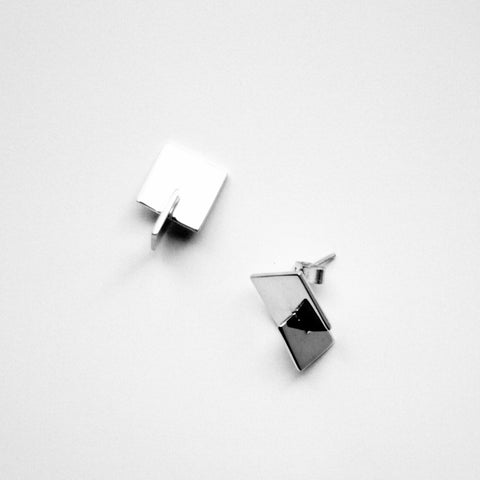 Interlocked Square Studs