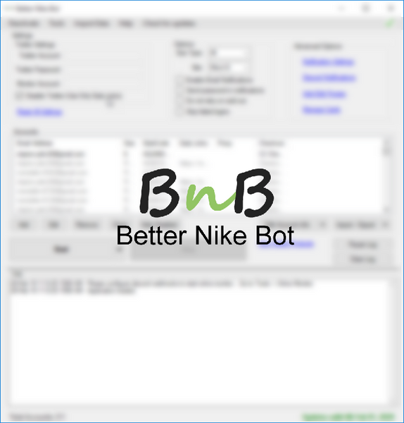 BNB - BetterNikeBot