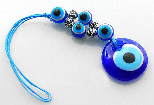 Evil Eye Talismans & how they work.