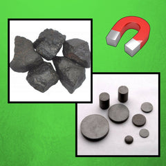Magnets & Lodestones for Spell Work