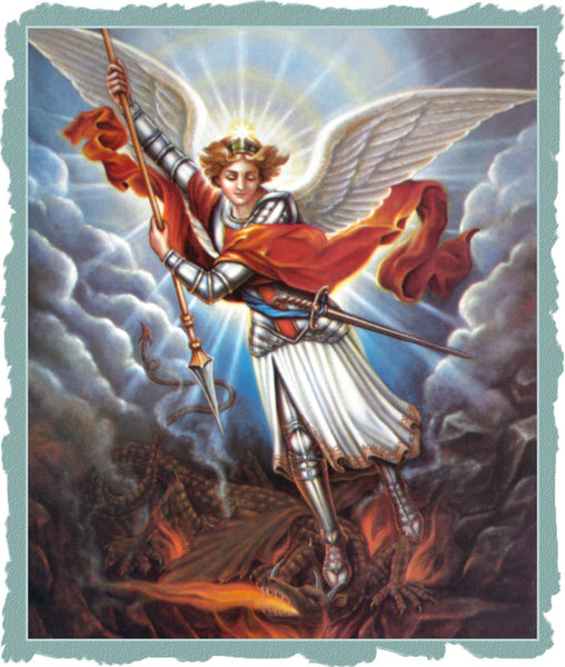 Saint Michael the Archangel-Divine Protector of All