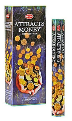Attract Money Stick Incense