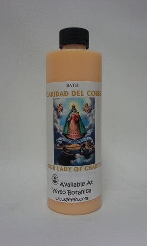 Our Lady of Charity Caridad del Cobre Bath