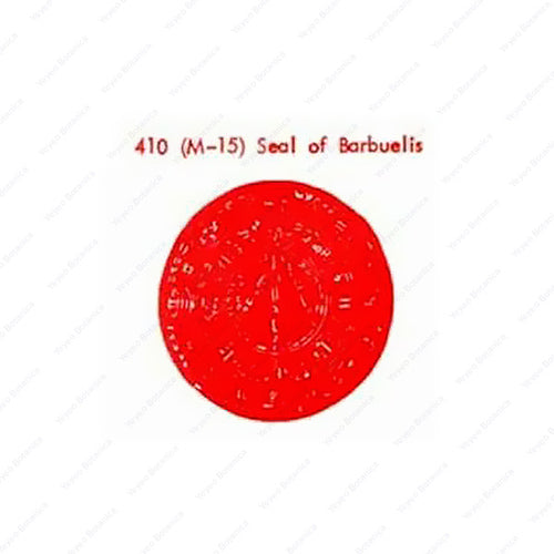 Seal of Barbuelis