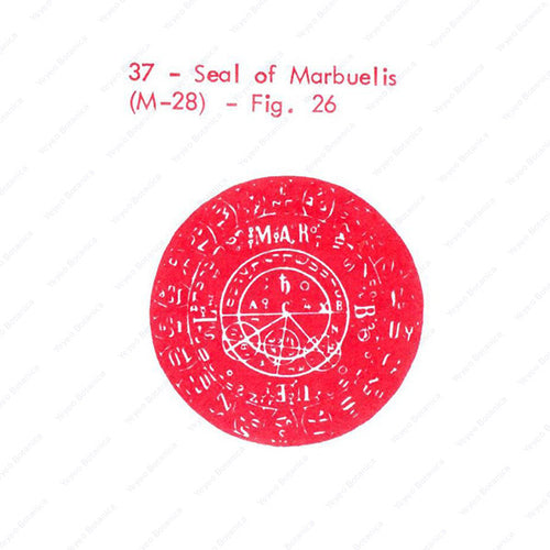 Seal of Marbuelis