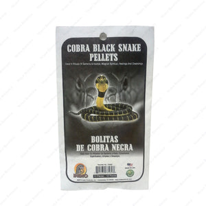Black Cobra Pellets