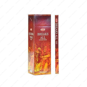 Breaks All Stick Incense