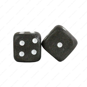 Cast Iron Dice