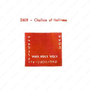 Chalice of Holiness Seal