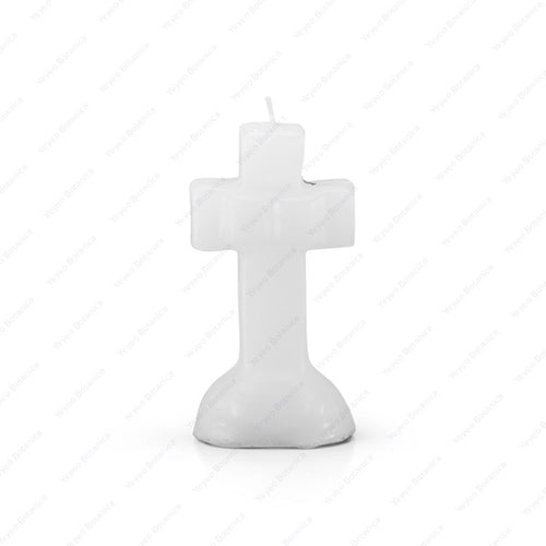 Cross-Crucifix Candle