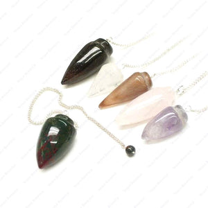 Crystal Pendulums Assorted