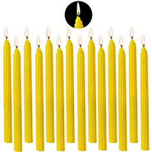 Load image into Gallery viewer, Beeswax Candles-Assorted Styles & Sizes