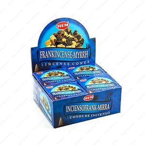 Frankincense Myrrh Cone Incense
