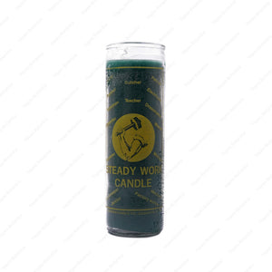Steady Work Candle