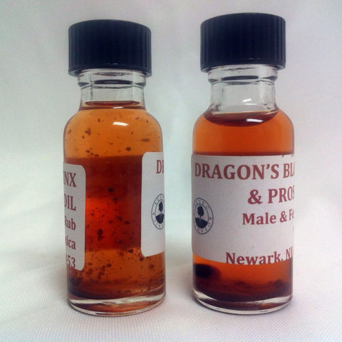 Lucky Dragon's Blood Oil