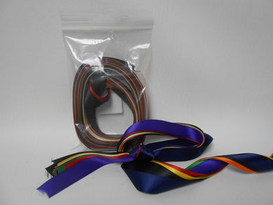 9 Pc Satin Ribbon Set