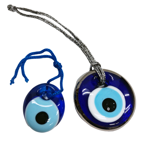 Evil Eye Glass Amulets