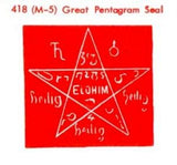 Great Pentagram Seal