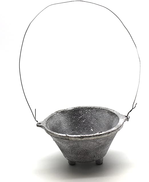 Silver Incense/Charcoal Burner