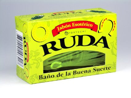 Lucky Rue Soap