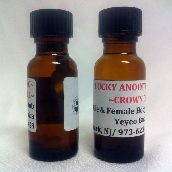 Lucky Crown Anointing Oil