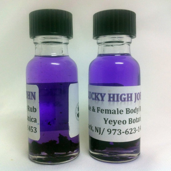 Lucky High John Oil