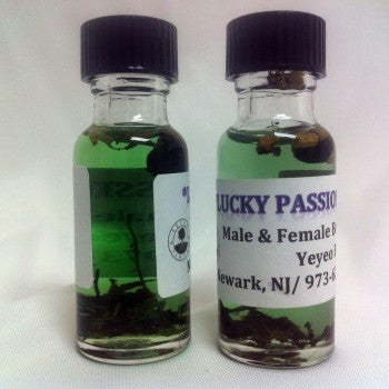 Lucky Passion Oil