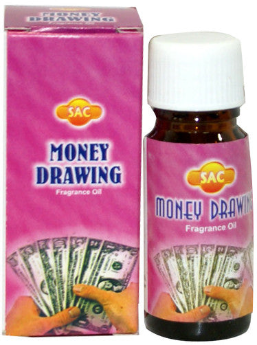 Money Drawing Oil (for oil burner)