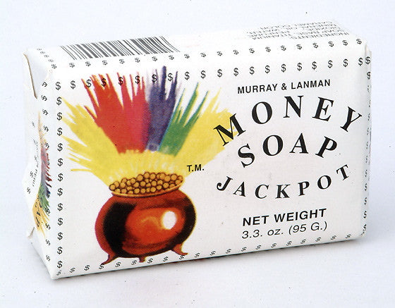 Money Jackpot Soap
