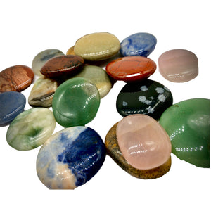 Palm Stones Assorted