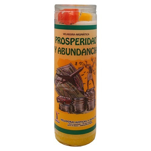 Prosperity & Abundance Cocktail Candle