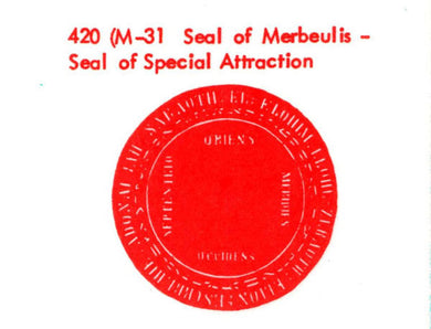 Seal of Merbeulis